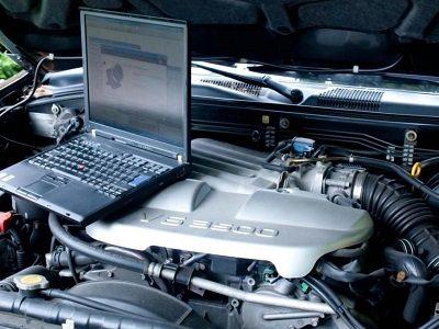 Чип-тюнинг двигателя с компьютерной диагностикой